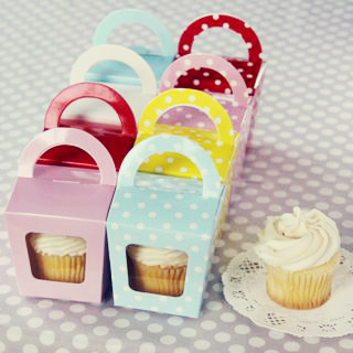 Lembrancinhas - Cupcakes