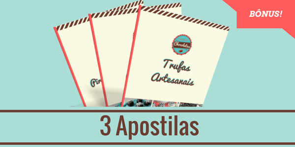 Apostilas de Chocolate