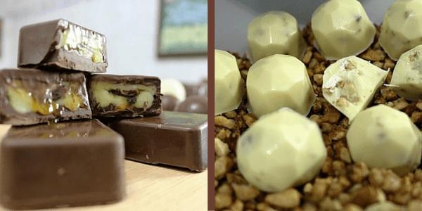 Aulas de Chocolate