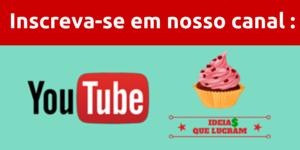 Inscreva-se em nosso canal do Youtube