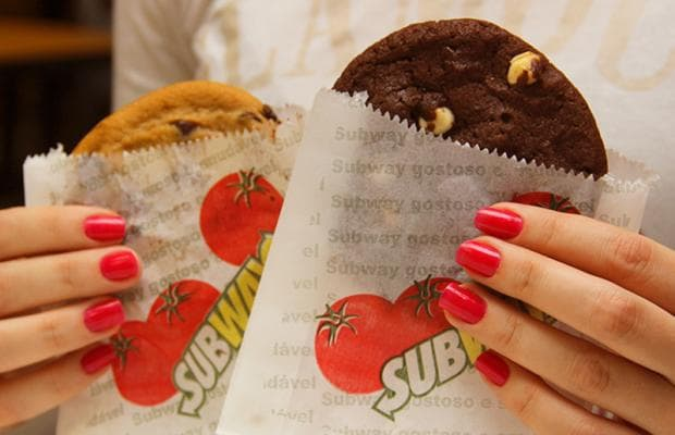 cookies do subway