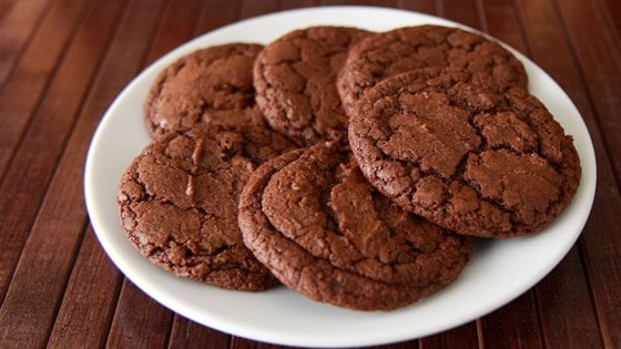 Receita de Cookie de Chocolate