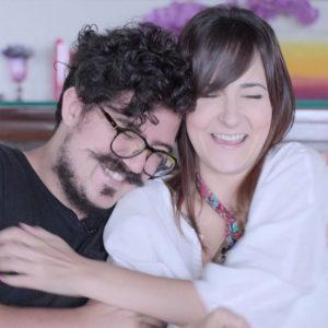 Danielle Noce e Paulo Cuenca Bigode
