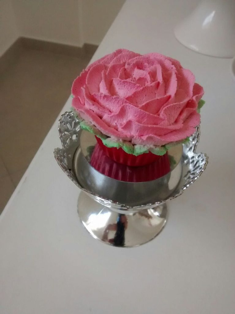 Cupcake Florido